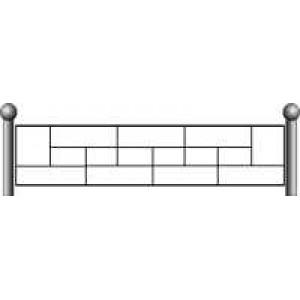 Ограда ритуальная эскизы15