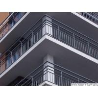 Балконные сварные ограждения