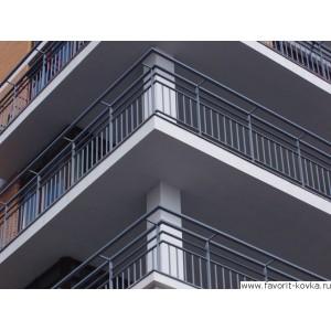 Балконные сварные ограждения1