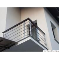 Балконные сварные ограждения4