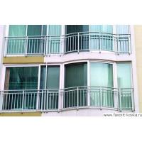 Балконные сварные ограждения5