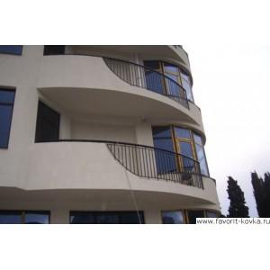 Балконные сварные ограждения7