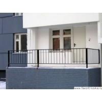 Балконные сварные ограждения8