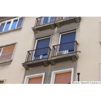 Балконные сварные ограждения15