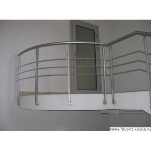 Балконные сварные ограждения16
