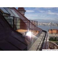 Балконные сварные ограждения18