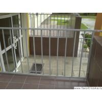 Балконные сварные ограждения21