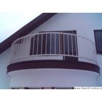 Балконные сварные ограждения25
