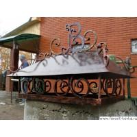 Изготовление колпаков на дымоходы в Казани