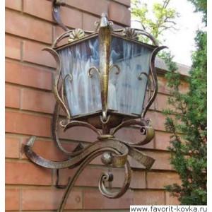 Кованые фонари4