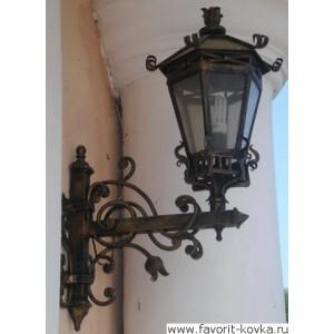 Кованые фонари17