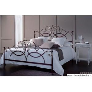 Кованые кровати1