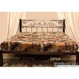 Кованые кровати2
