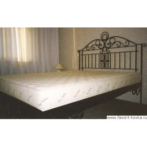 Кованые кровати5