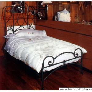 Кованые кровати6
