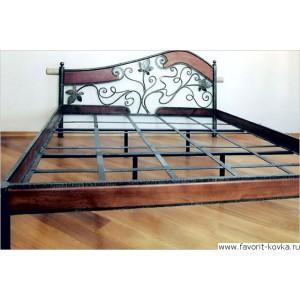 Кованые кровати7