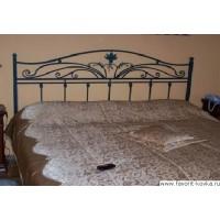 Кованые кровати8