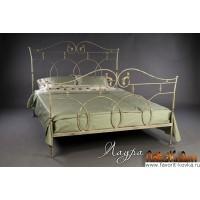 Кованые кровати11