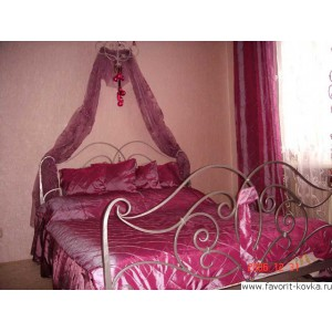 Кованые кровати13