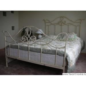 Кованые кровати15
