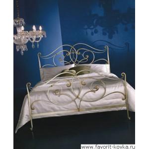 Кованые кровати17