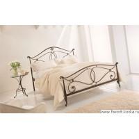 Кованые кровати18