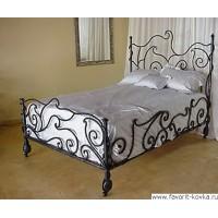 Кованые кровати19