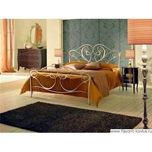Кованые кровати20
