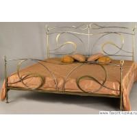 Кованые кровати21