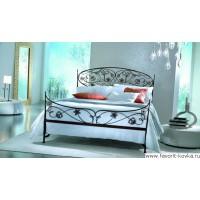 Кованые кровати22