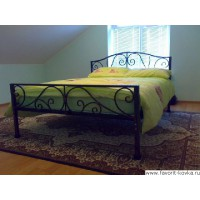 Кованые кровати24