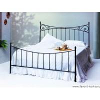 Кованые кровати25