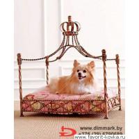 Кованые лежаки для животных3