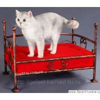 Кованые лежаки для животных18