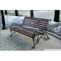 Кованые скамейки2