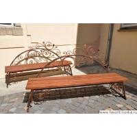 Кованые скамейки19