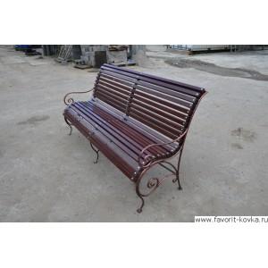 Кованые скамейки20