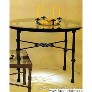 Кованые столы и журнальные столики23