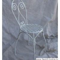 Кованые стулья и пуфики3