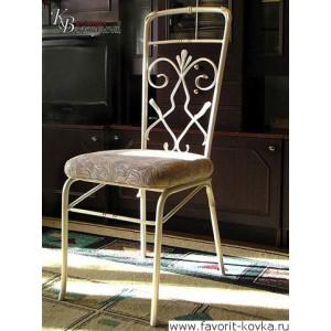 Кованые стулья и пуфики12
