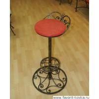 Кованые стулья и пуфики13
