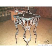 Кованые стулья и пуфики18
