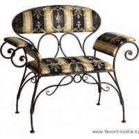 Кованые стулья и пуфики21
