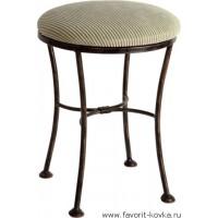 Кованые стулья и пуфики22