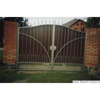 Кованые ворота15