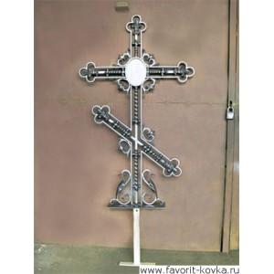 Крест кованый3