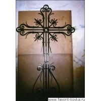 Крест кованый5