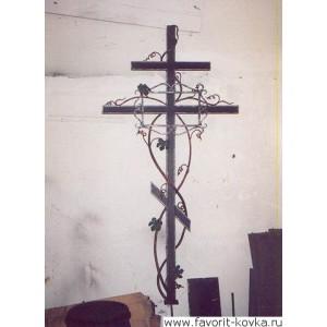 Крест кованый10