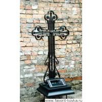 Крест кованый16