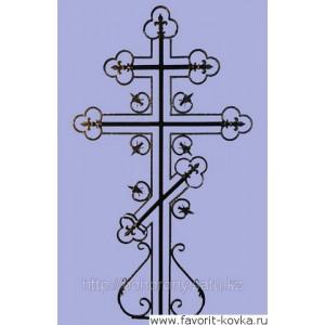 Крест кованый22